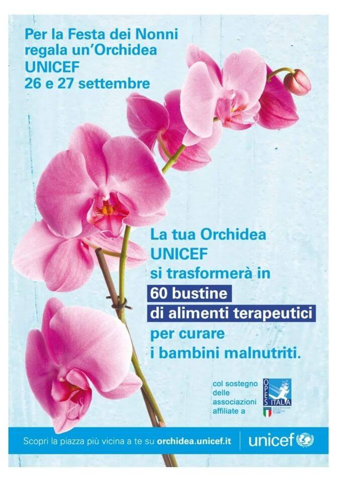 ORCHIDEA UNICEF 2020